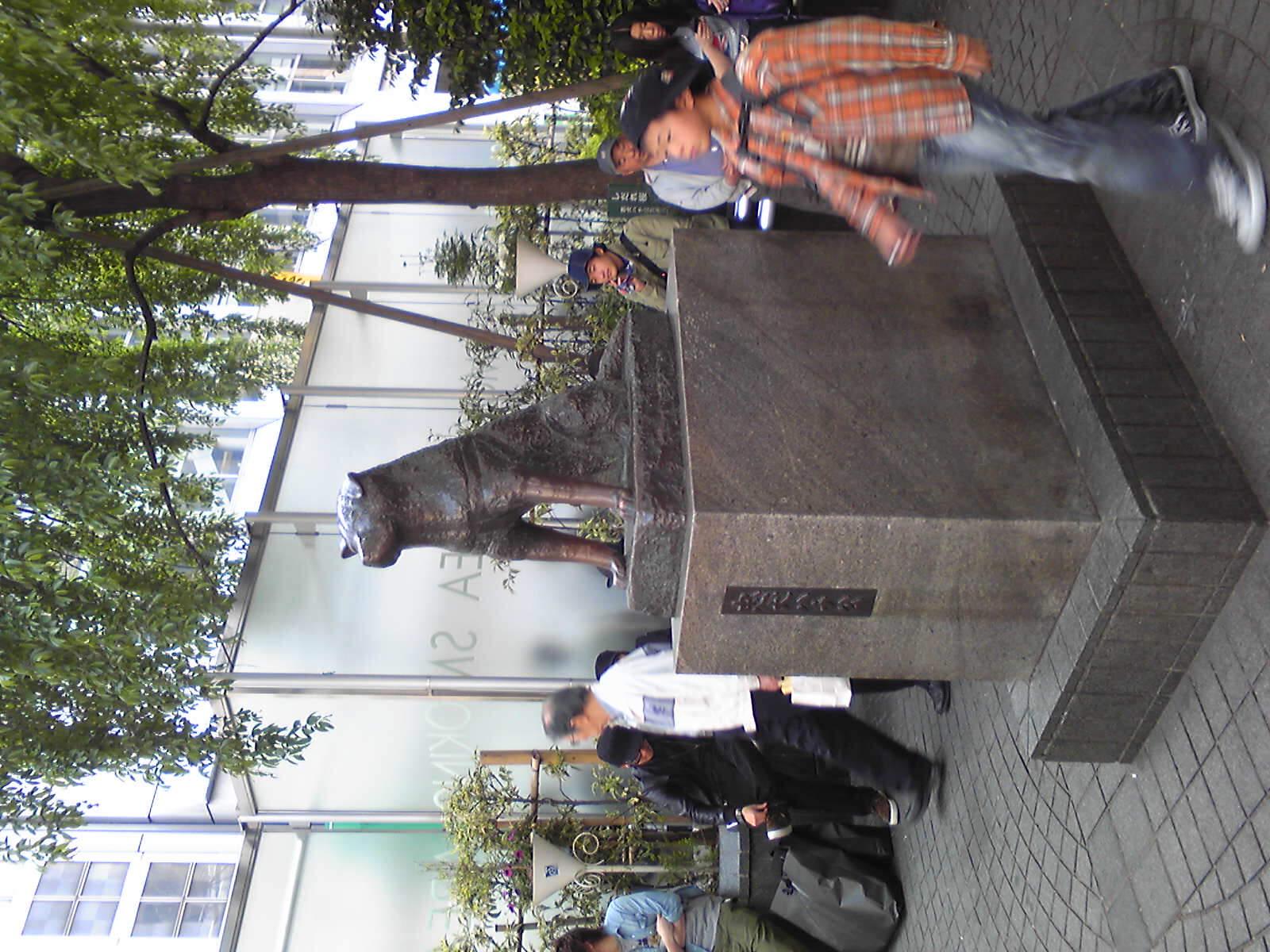 渋谷のイヌ…